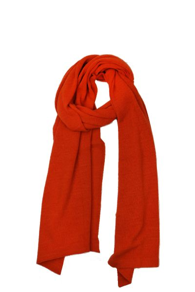 Directions Talant Scarf In Orange