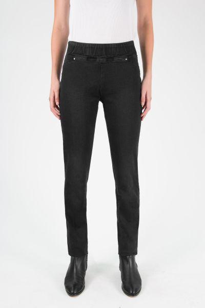 Vanity Jean By Verge in Black