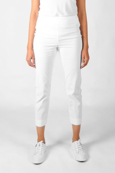Acrobat Desiree Pant In White By Verge