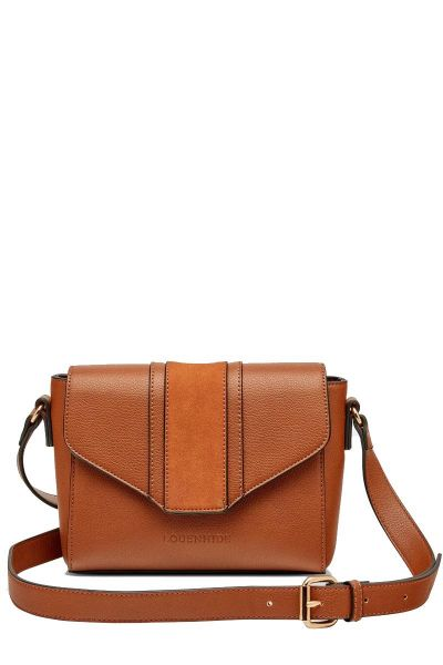 Spicer Crossbody Bag By Louenhide In Tan