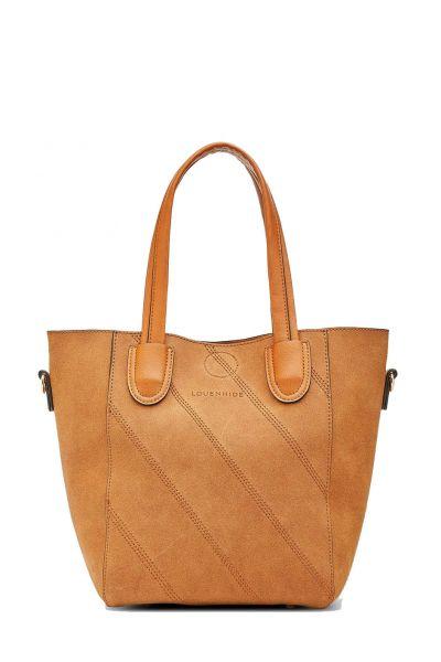 Sadie Bag By Louenhide In Tan
