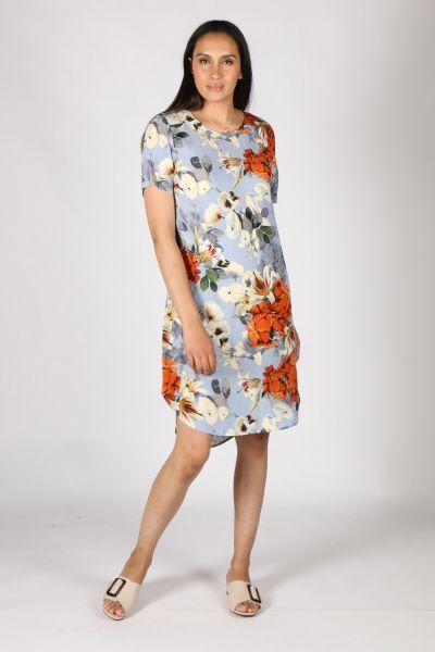 Jump Vintage Dress In Print