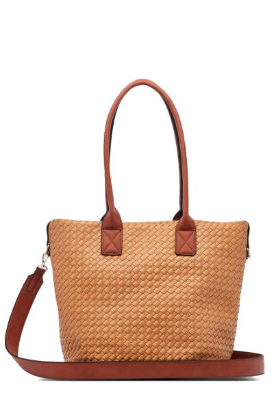 Elsa Bag By Louenhide In Nutmeg