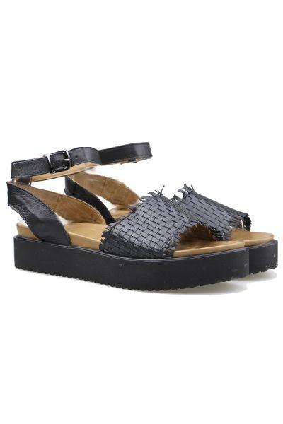Sala Spring Sandal In Black