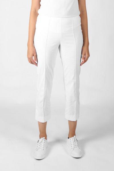 Acrobat 7/8 Pant in White by Verge