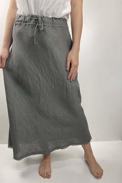 Femme Bias Skirt In Sage