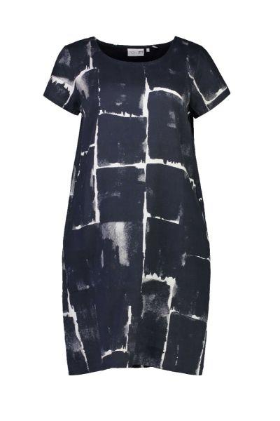 Foil Hot & Bold Dress In Print