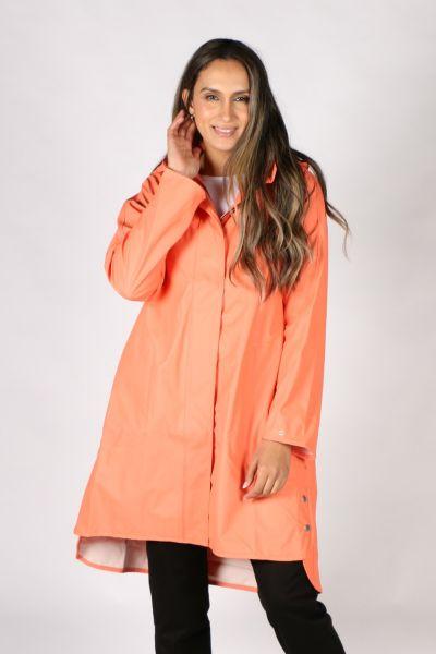 Ilse Jacobsen Raincoat In Camelia