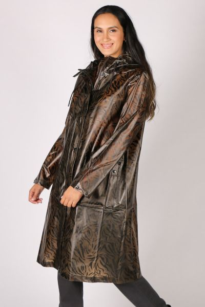 Ilse Jacobsen Zebra Raincoat