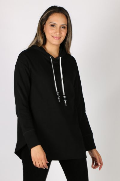 Verge Discover Sweater In Black
