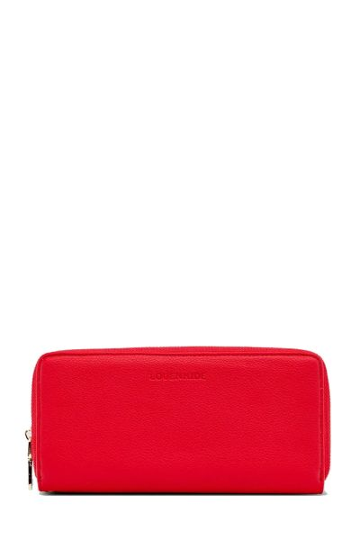 Jessica Wallet By Louenhide In Red