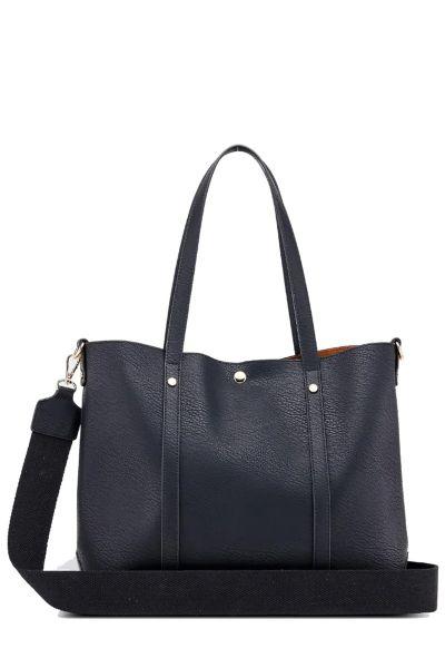Nevada Bag By Louenhide In Black