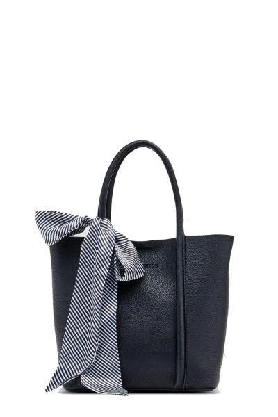 Baby Panama Bag By Louenhide In Black