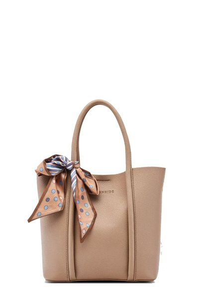 Baby Panama Bag By Louenhide In Coffee