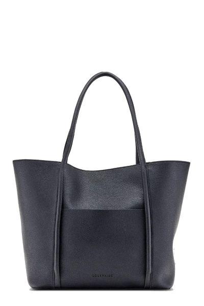 Panama Tote Bag By Louenhide In Black