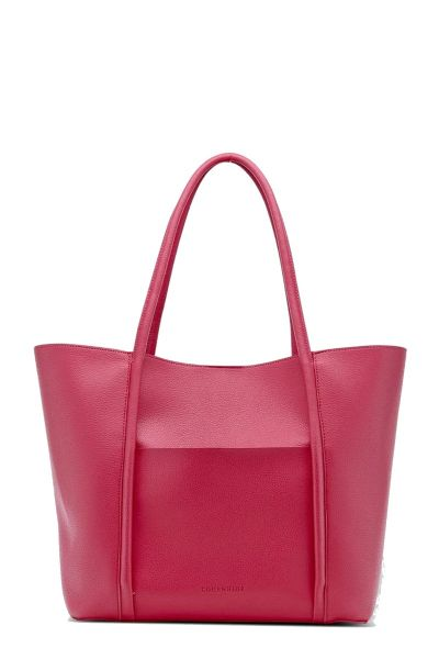 Panama Tote Bag By Louenhide In Fuchsia