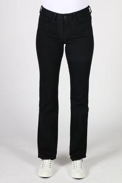 NYDJ Barbara Bootcut Jean In Black