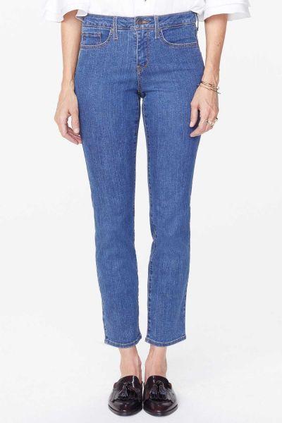 NYDJ Sheri Slim Jean In Batik Blue