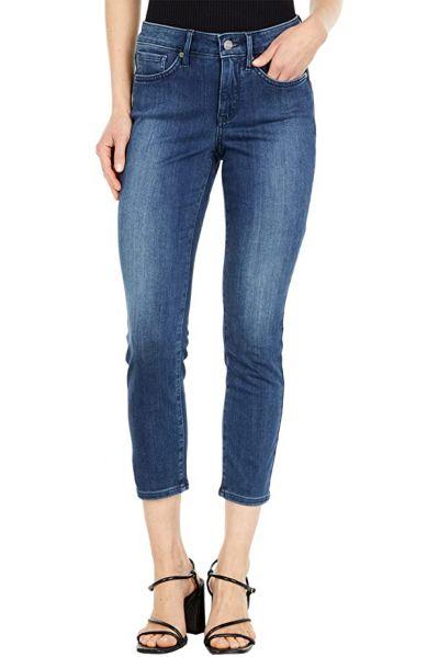NYDJ Alina Skinny Ankle Jean In Clean Zenith