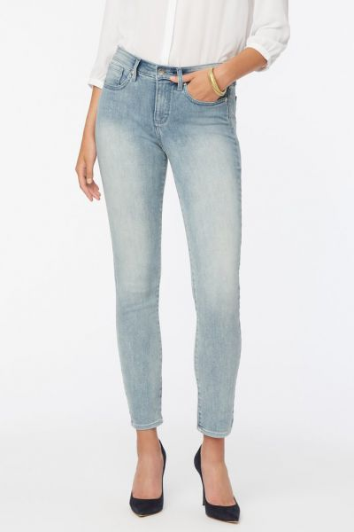 NYDJ Alina Skinny Ankle Jean In Clean Affection