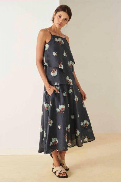 POL Charm Skirt In Print