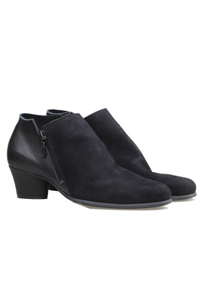 Arche Mushka Heel In Black