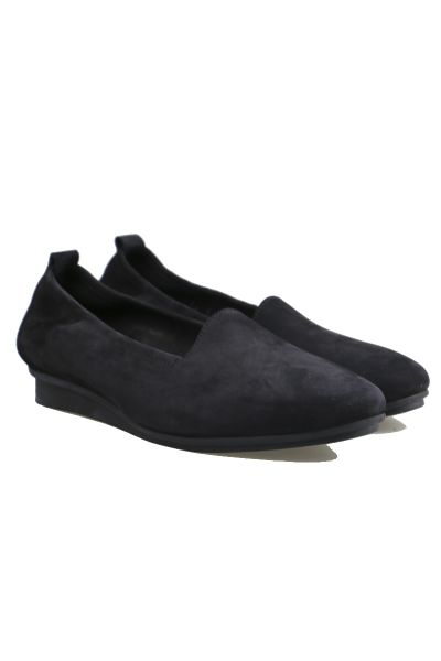 Arche Ninolo Flat In Black