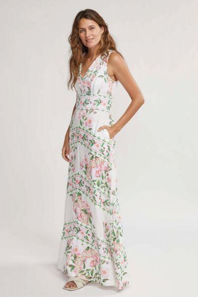 Binny Portmerion Maxi Dress
