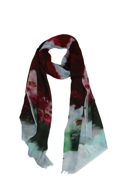 Directions Skotop Scarf In Flame