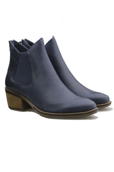 Layden Boots By Django & Juliette In Navy