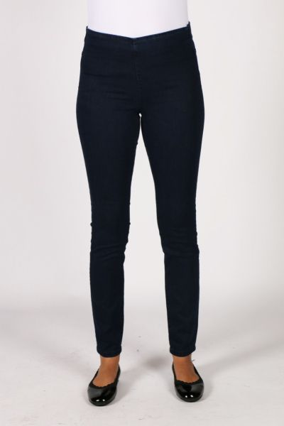 Foil Thats Incredible Skinny Jean In Denim