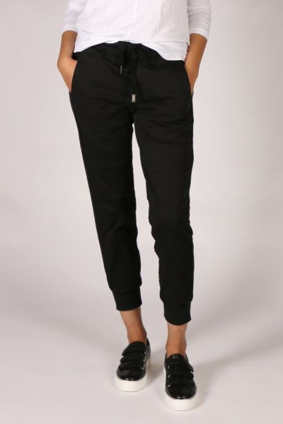 Funky Staff Jogger Adele Pant In Black