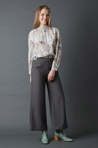 Indi & Cold Tailored Check Trousers