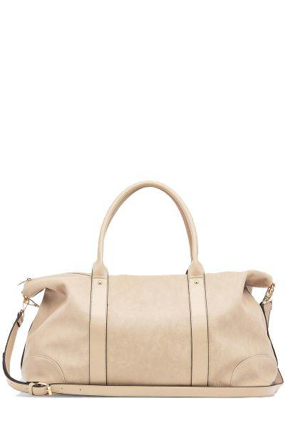 Alexis Weekender Bag By Louenhide In Coffee