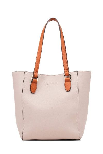 Rachel Bag By Louenhide In Putty