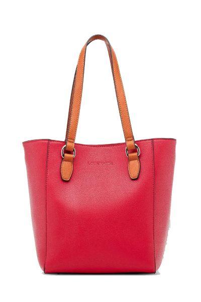 Rachel Bag By Louenhide In Raspberry