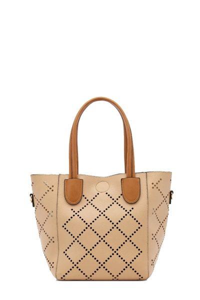 Baby Bermuda Bag By Louenhide In Camel
