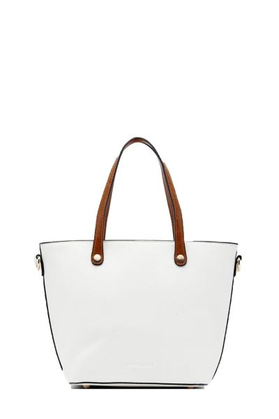 Olivia bag By Louenhide In White