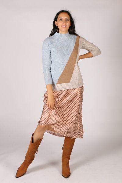 Stinna Retro Skirt By Mos Mosh