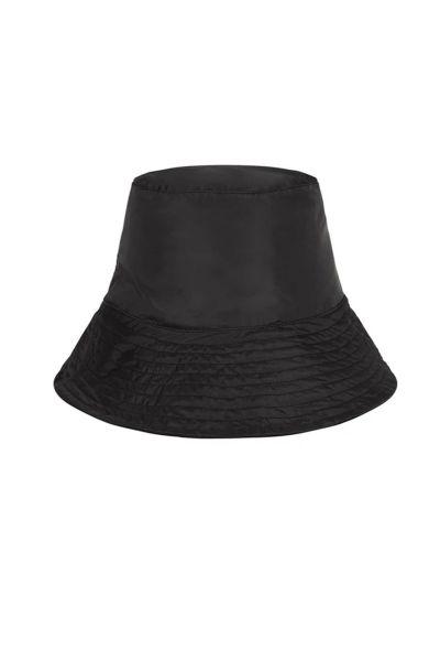 Paqme Rain Hat In Black
