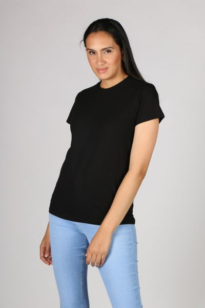 Process Tee By POL in Black