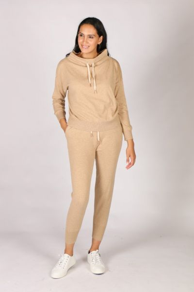 POL Nucleus Pant In Camel
