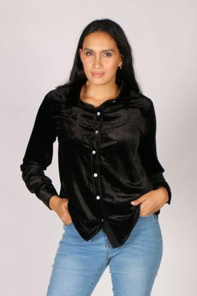 Ridley Fireside Shirt In Black