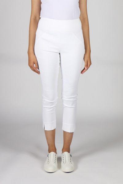 Acrobat Boston Pant By Verge In White