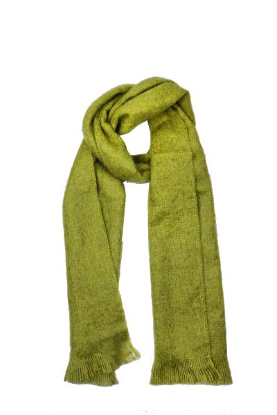 Directions Quih Scarf in Chartreuse
