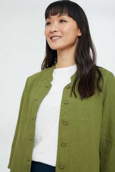 Seasalt Casting Call Jacket In Green