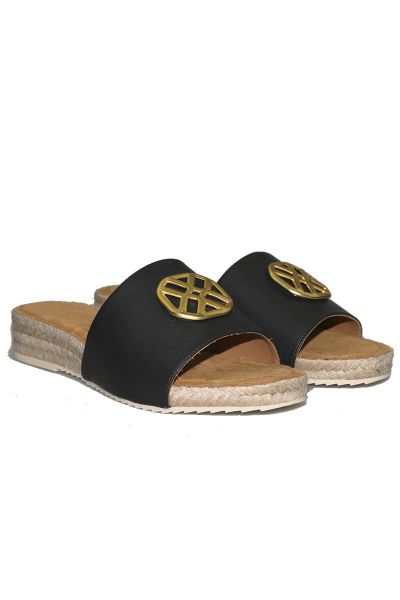 Batzan Sandal By Unisa In Black