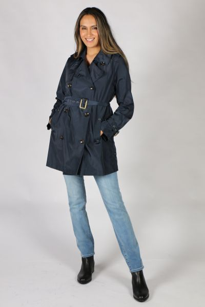 Verge Southerly Jacket In Navy