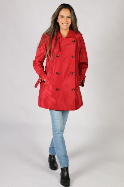 Verge Southerly Jacket In Cherry