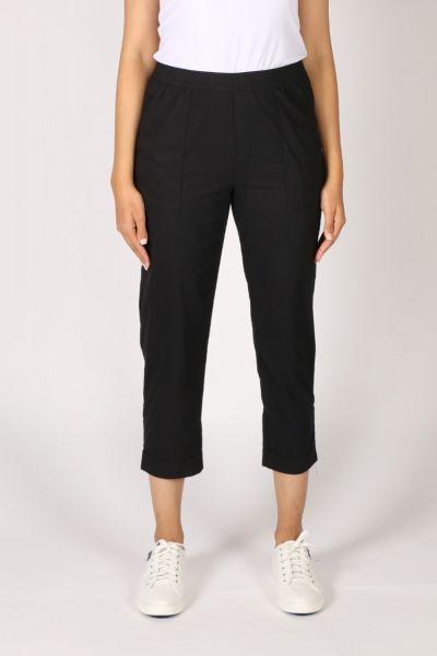 Acrobat Essex Pant By Verge In Black
